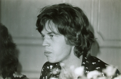 Rolling Stones Press Conference 1969 Gimme Shelter